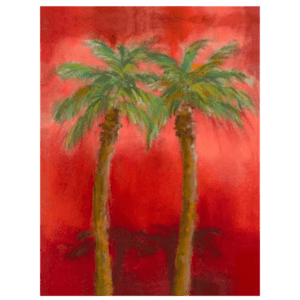 Royal Palms Giclée
