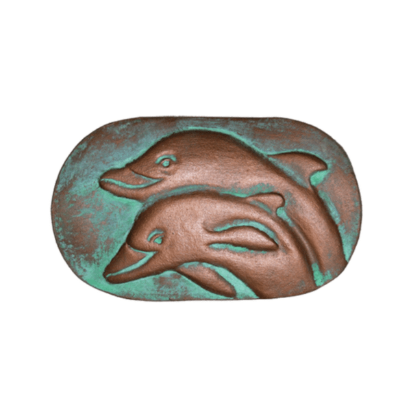 Dolphins Wall Plaque Jana Viles