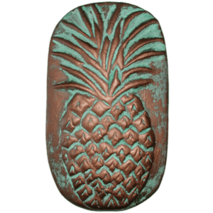 Pineapple Wall Plaque Jana Viles