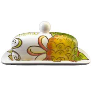 Sugarloaf Pineapple Butter Dish